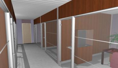 Servizio progettazione arredo ambienti 3D