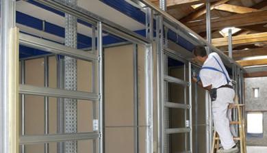 Servizio progettazione montaggio box ufficio completi