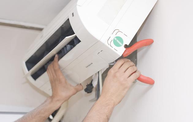 Servizio sanificazione manutenzione climatizzatori